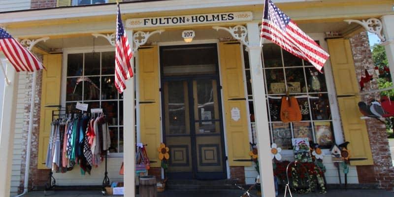 Front Door Canal Towne Emporium