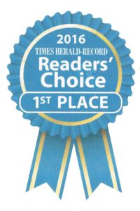 readers choice Times Herald Record 2016
