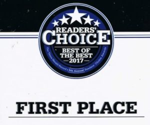 readers choice - best gift store - Times Herald Record 2017