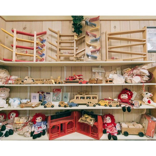 Wooden Toys Canal Towne