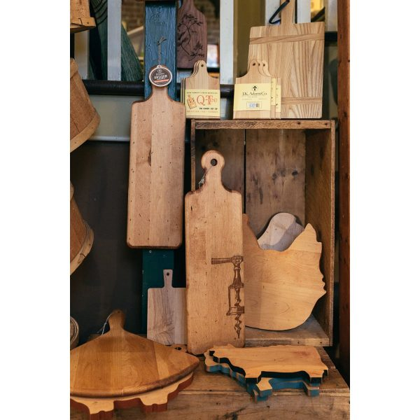 cutting board for sale canal town
